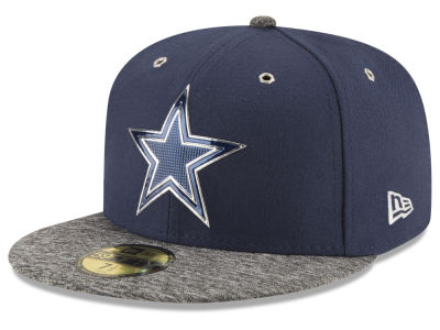 DALLAS COWBOYS 2016 NFL DRAFT ON STAGE NEW ERA 59FIFTY CAP 63fc6b0cb6a