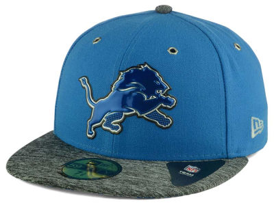DETROIT LIONS 2016 NFL DRAFT ON STAGE NEW ERA 59FIFTY CAP 791bdae3907