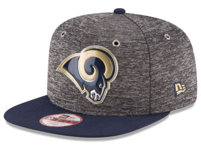 LOS ANGELES RAMS 2016 NFL DRAFT NEW ERA 9FIFTY CAP 1de9e1d93
