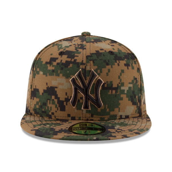 cfebe6a5bd3 ... greece new york yankees new era 2016 memorial day digital camo 59fifty  fitted cap adult yth ...