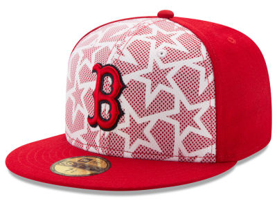 fb526247611676 BOSTON RED SOX 2016 NEW ERA MLB AC STARS & STRIPES 59FIFTY CAP