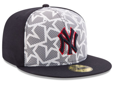 NEW YORK YANKEE 2016 NEW ERA MLB AC STARS   STRIPES 59FIFTY CAP a22bfd96784