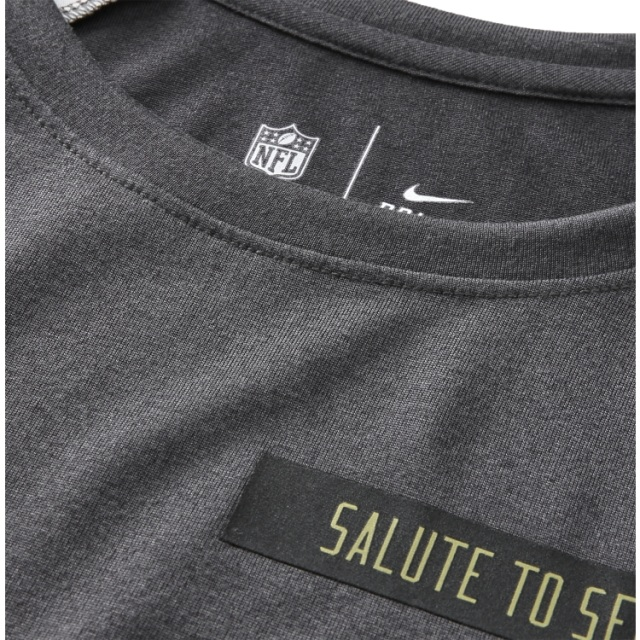 buy online 55bac 4c761 Green Bay Packers Nike 2016 NFL Salute to Service Men's T-Shirt