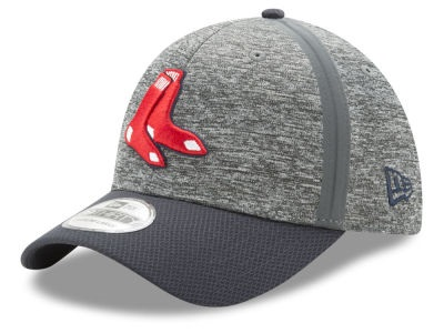 c651eb2b0f151d Boston Red Sox 2017 MLB Clubhouse New Era 39THIRTY Cap, Small-Med Adult Size