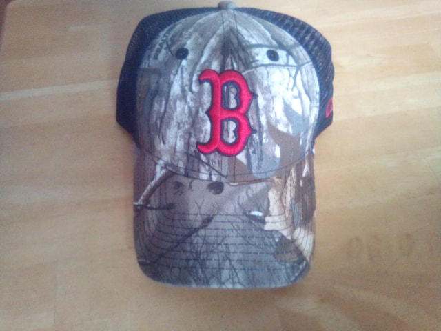 3e68ab09c8a808 Boston Red Sox New Era MLB 9FORTY Camo Trucker Mesh Back Snapback Hat