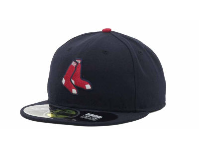 Boston Red Sox MLB Authentic Collection New Era 59FIFTY Cap 0be6b505590