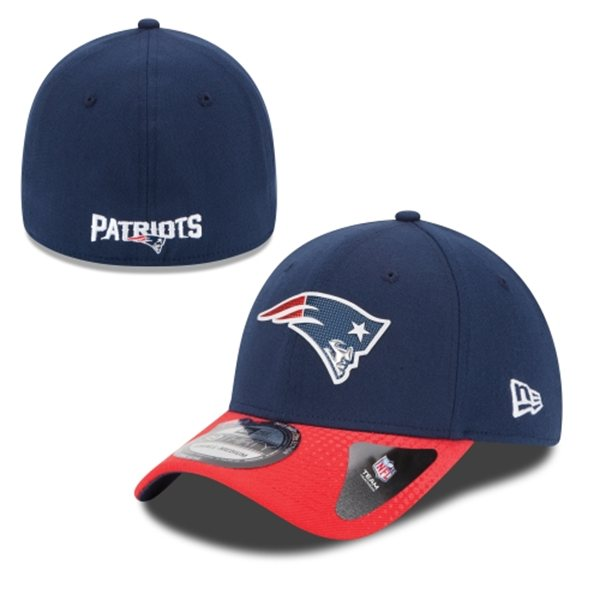 aec272ab1 New England Patriots 2015 NFL Draft New Era 39THIRTY Cap
