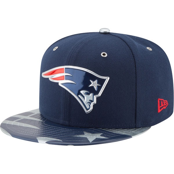 New England Patriots New Era Navy 2017 NFL Draft Spotlight 59FIFTY Fitted  Hat b7f1361e0